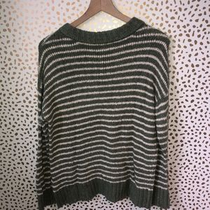 American Eagle Outfitters Sweaters - American Eagle Jegging Fit Stripe Sweater